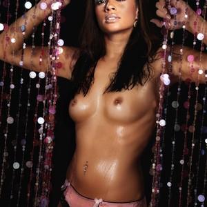 Alesha Dixon fake nude celebs