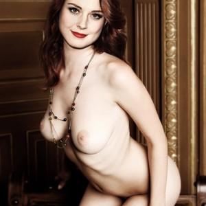Alexandra Breckenridge celebs nude