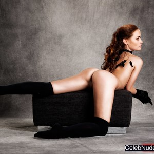 Alexis Bledel Celebrity Leaked Nude Photo sexy 20