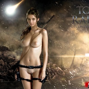 Ana de Armas celeb nude