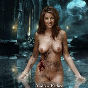 Andrea nackt Parker Andrea Parker