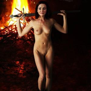 Nackt Annie Monroe  Annie Turnbo