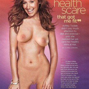 Ashley Tisdale nude celeb