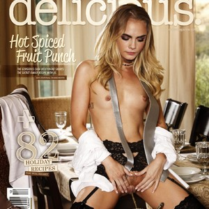 Cara Delevingne celebrity naked pics