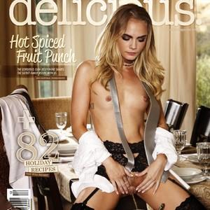 Cara Delevingne Celebrities Nude - Celebrity Leaked Nudes