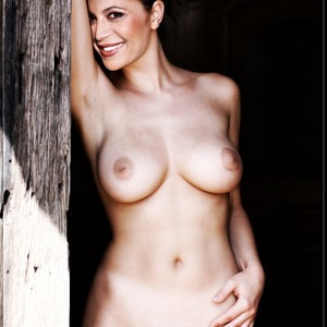 Catherine Bell naked