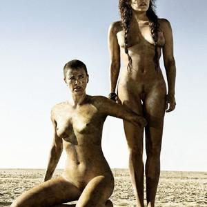 Charlize Theron nude celeb