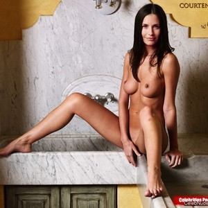 Courteney Cox celeb nude