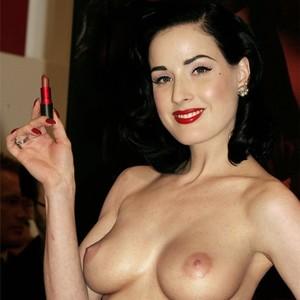 Dita Von Teese nude celebs