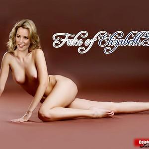 Elizabeth Banks nude