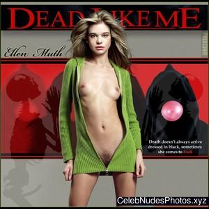 Nude ellen muth Recent nude