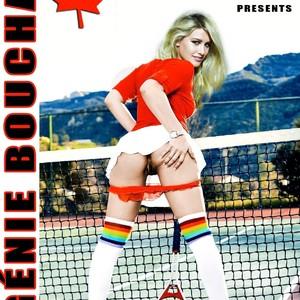 Eugenie Bouchard nude celeb