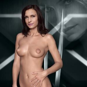 Famke Janssen nude celebrities