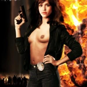 Jessica Alba nude celeb pics