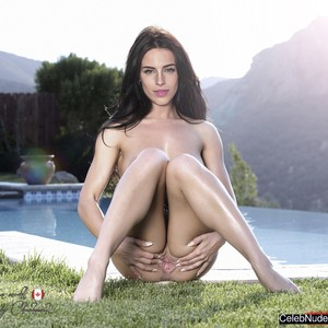 Jessica Lowndes nude