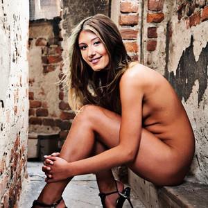 Naked jewel staite Jewel Staite