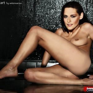 Kristen Stewart celeb nude