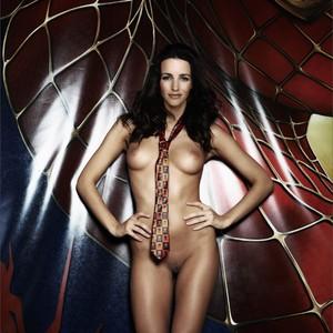 Kristin Davis naked