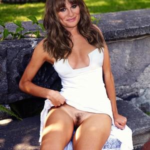 Lea Michele celeb nude