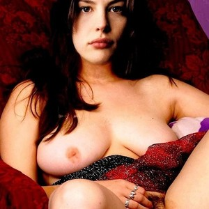 Liv Tyler naked celebrity