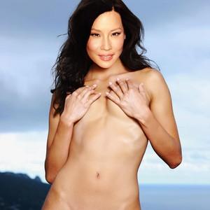 Lucy Liu Tits