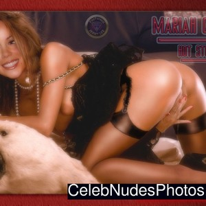 Mariah Carey celebrities naked