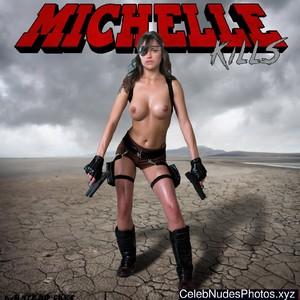 Michelle Rodriguez free nude celeb pics