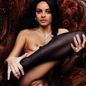 Mila Kunis nude celebrity pictures