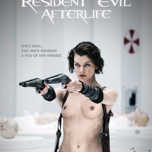 Milla Jovovich free nude celeb pics