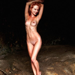 Nicole Kidman celebrities naked