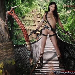 Rhona Mitra nude