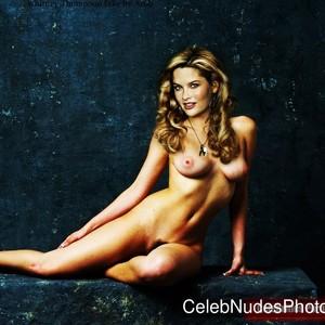 Thompson nackt Claudia  Hot !