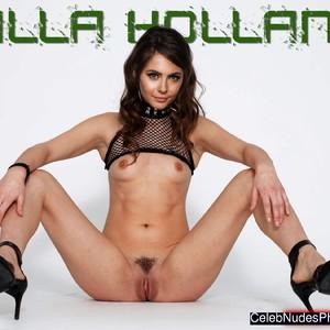Willa Holland Nude